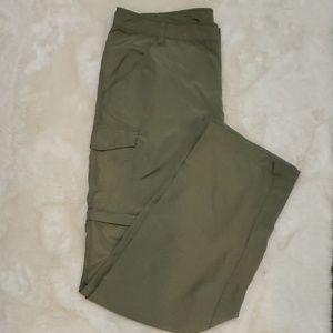 Columbia Performance Fishing Pants/Shorts L